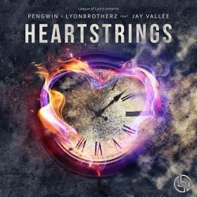 PENGWIN X LYONBROTHERZ FEAT.  JAY VALLÉE - HEARTSTRINGS